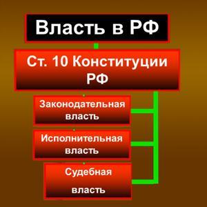 Органы власти Гагарина