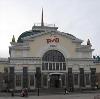 Железнодорожные вокзалы в Гагарине