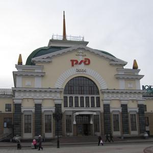 Железнодорожные вокзалы Гагарина